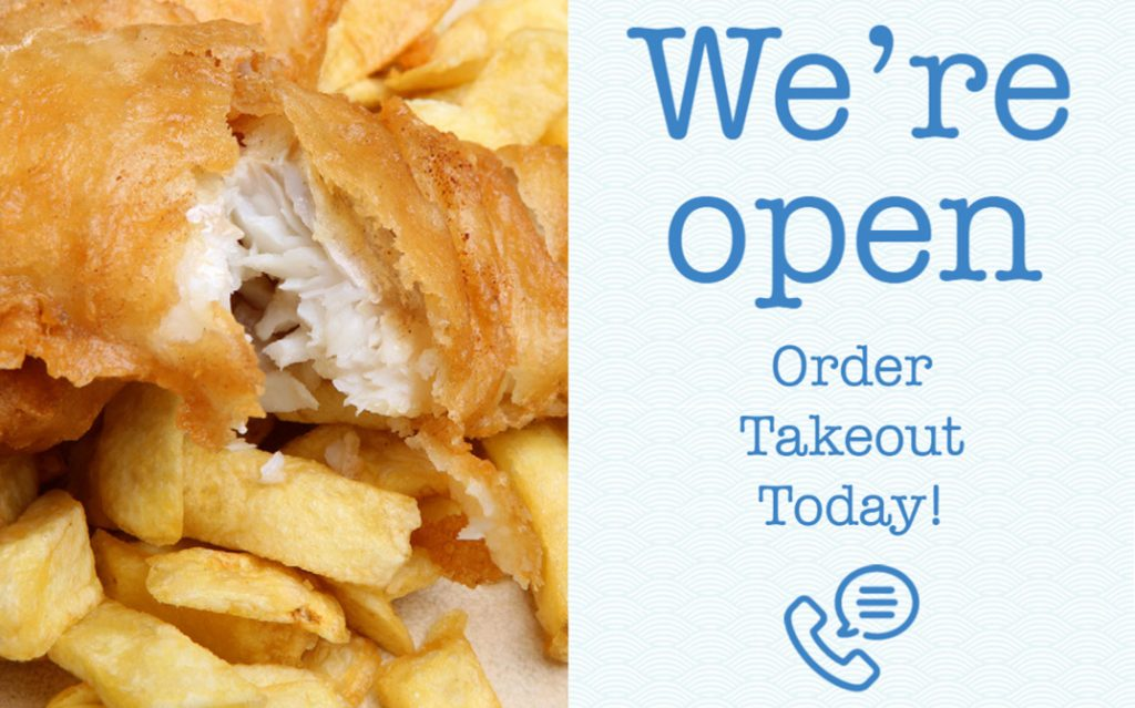 We are open for Takeout - Call: (519) 681-6644